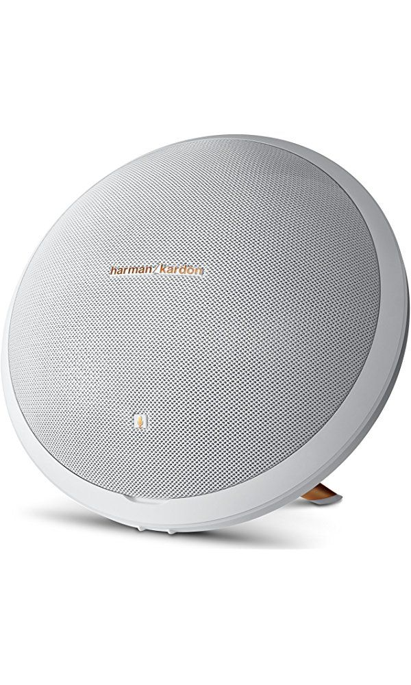 Harman Kardon Onyx Studio 2 Wireless Speaker System with Rechargeable Battery and Built-in Microphone White Best Price