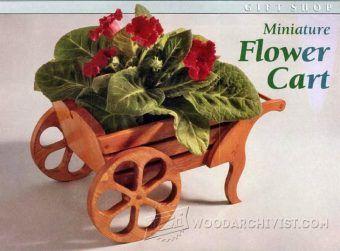 Craftsman-Style Wastepaper Basket - Woodworking, Woodworking Plans, Woodworking Projects