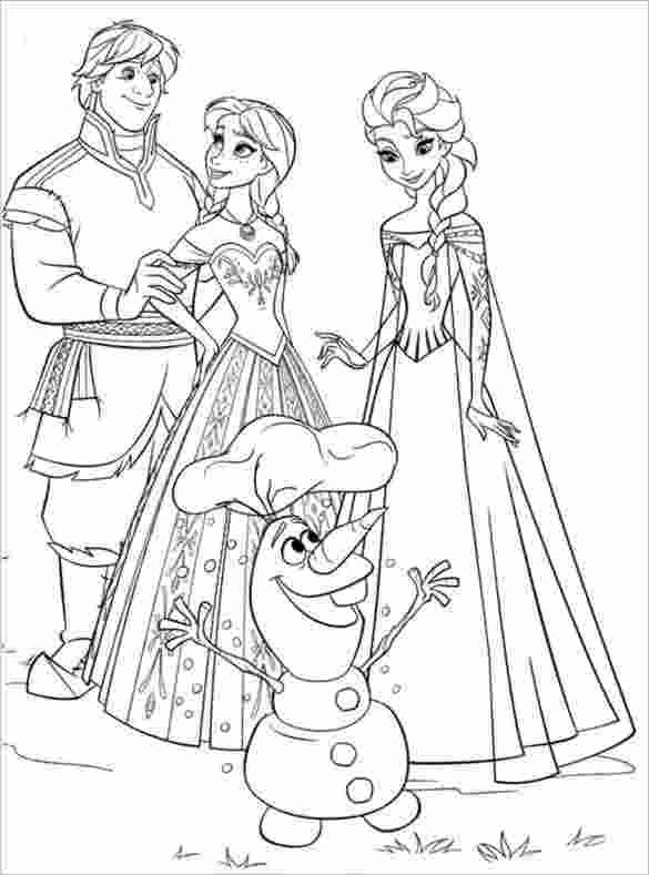 Crayola Giant Coloring Pages Disney Frozen In 2020 Elsa Coloring Pages Frozen Coloring Princess Coloring Pages