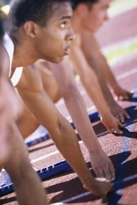 Workouts To Get A Faster 100m Time   LIVESTRONG.COM