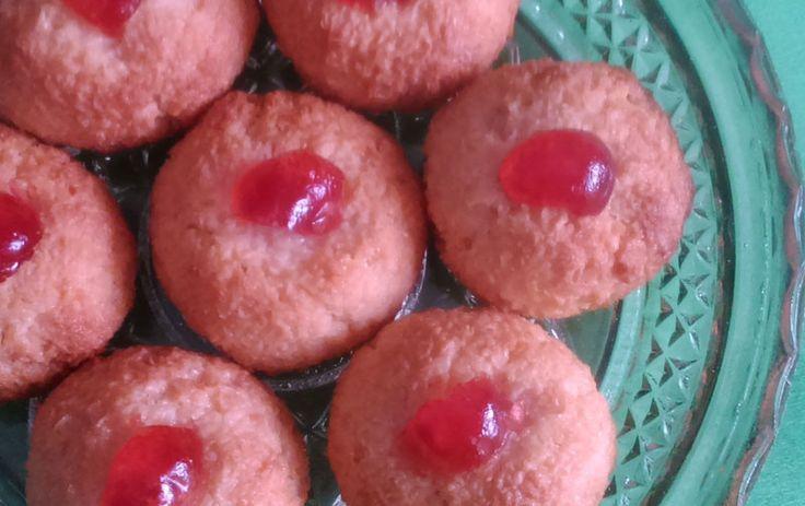 Μπισκότα Καρύδας
