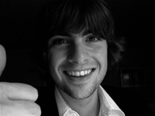 "Robert Schwartzman from the band ""Rooney"" :)"