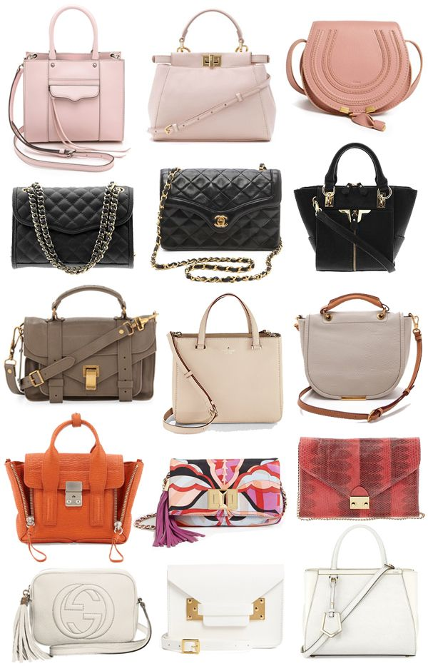 15 Must Have Crossbody Bags - Patented leather Channel bag is a must! I have one of my own and it classes up any outfit!