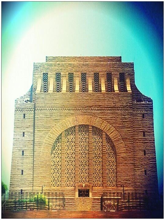 Voortrekker monument,Pretoria