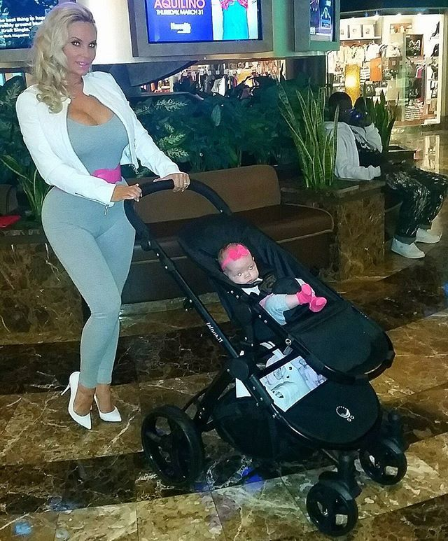 Pin for Later: 52 Celebrity Families You Should Follow on Instagram Coco Austin