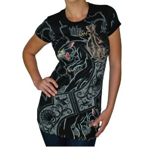 CHRISTIAN AUDIGIER Ed Hardy Platinum Womens Tunic Top T-Shirt (Apparel)  http://budconvention.com/zone1.php?p=B007RNIHQM  #summerdress #bebe #summer #style: Coach Handbags, Summer Style, Coach 70, Discount Coach, Woman Tunics, Tunics Tops, Christian Audigi, Handbags Christian, Platinum Woman