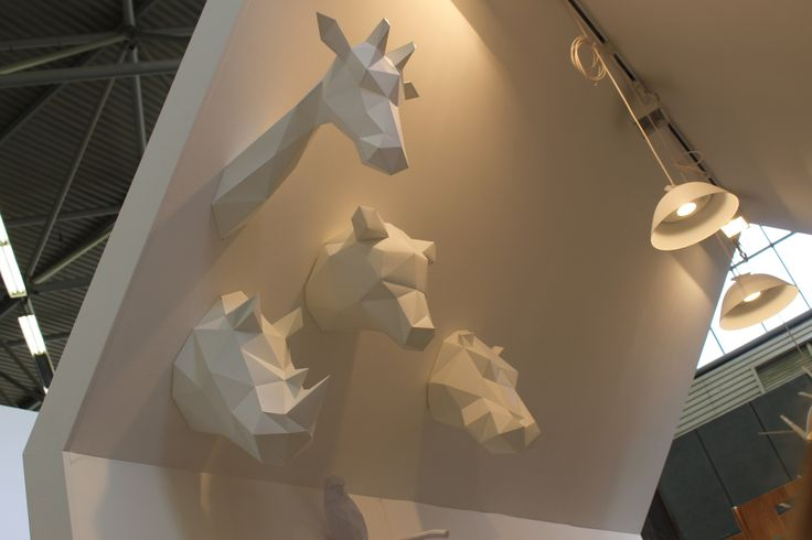 Animal origami! Wow.. who can teach me?