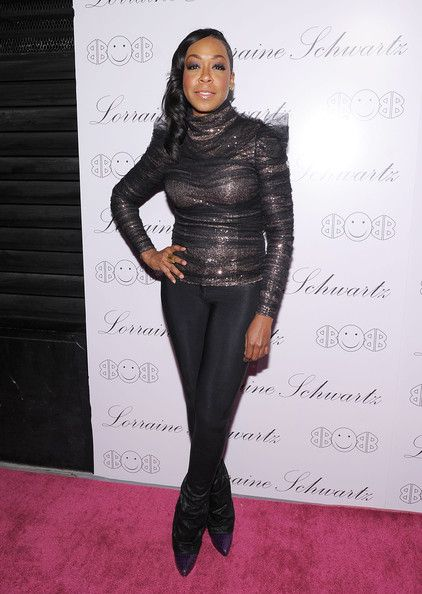 "Tichina Arnold Photos - Beyonce Knowles Hosts The Launch Of ""2BHAPPY"" Jewelry Collection - Zimbio"