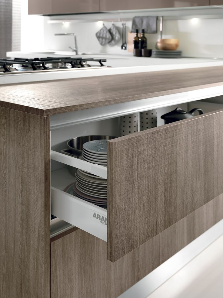 The Terra Collection - ARAN Italian Kitchens