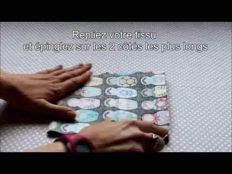 Tutoriels couture : porte-monnaies - Le site pour apprendre à coudre seul(e)! !