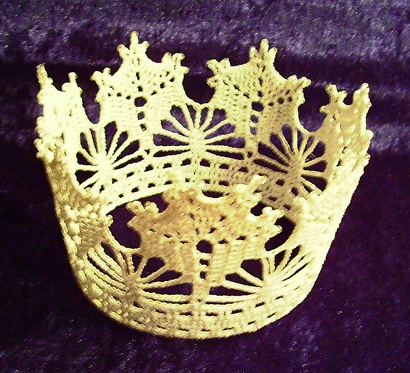 crochet crown and tiara - Google Search