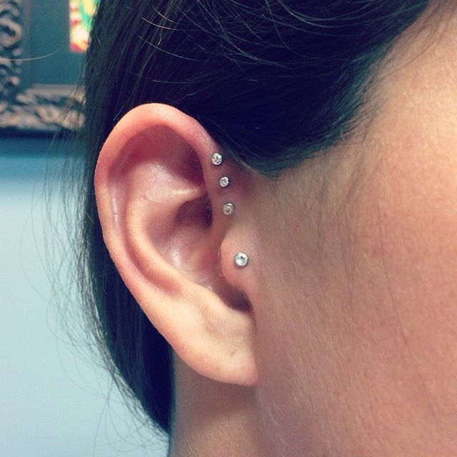 forward helix and tragus - Google Search