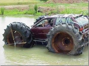 Redneck cars and trucks