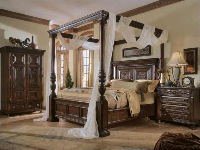 luxury canopy bedroom furniture italian sets poster beds