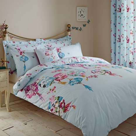 lanterns blue duvet cover and pillowcase set find this pin and more on bedding