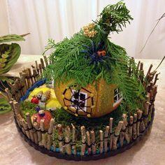 Поделки идеи декор своими руками фото Осень