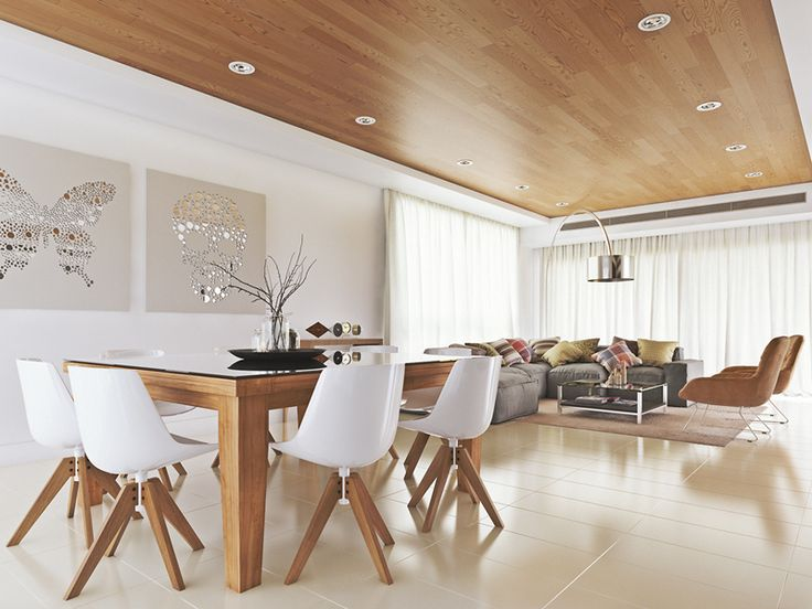Contemporary Looks For Dining Rooms Sets | DesignRulz
