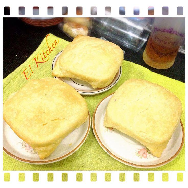 Menu makan malam bumil hari ini, homemade zupa - beef macaroni soup..  #ekitchen