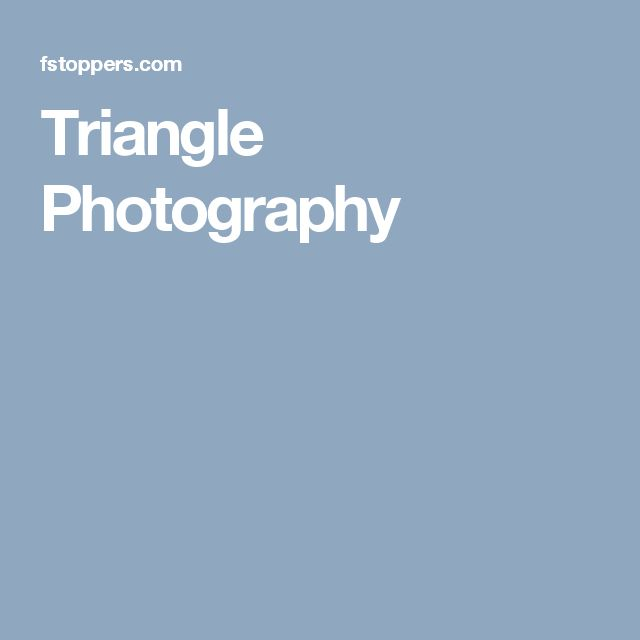 Triangle Photography