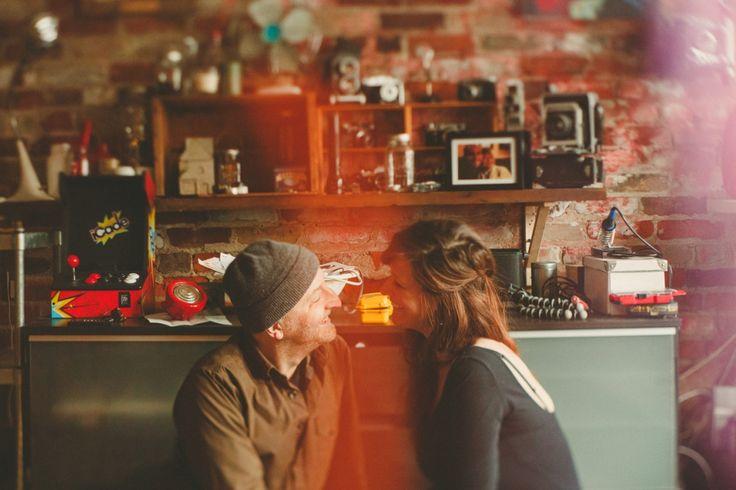 Laurel & Graham's Love Story. Toronto Wedding photographer Niv Shimshon