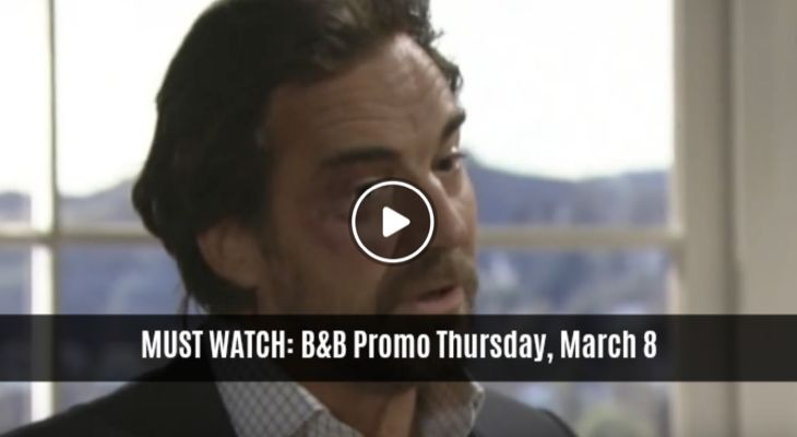 MUST WATCH: The Bold And The Beautiful Preview Video Thursday, March 8: Quinn Hears Bill Was Shot, She's Not Upset – Did She Pull The Trigger?