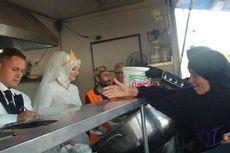 Turks stel nodigt 4000 vluchtelingen uit op bruiloft