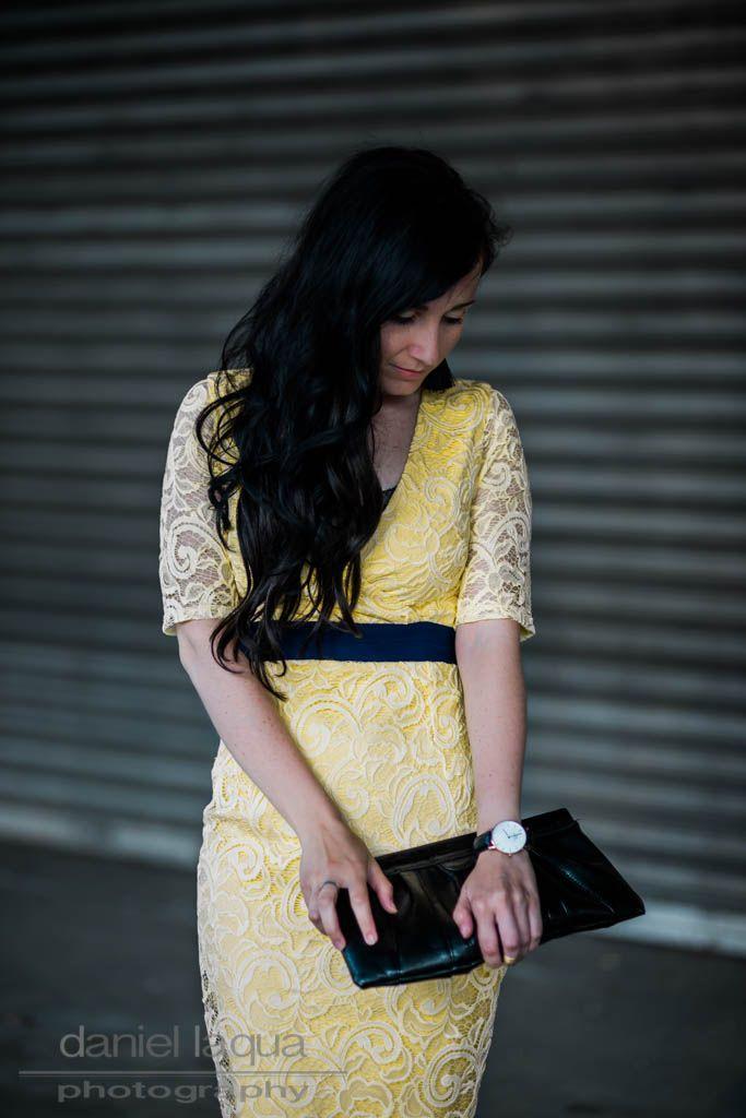 Dresscode of the Day : das gelbe Kleid und ein Stück Sonnenschein