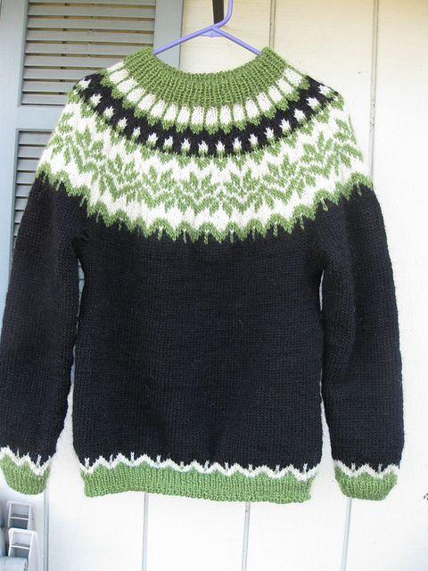 Ravelry: abbyservant's Afmæli - 20-year anniversary sweater