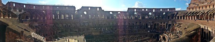 Colosseo #panorama