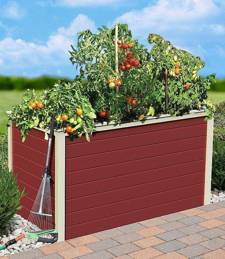 17 best images about hochbeet on pinterest   gardens, raised beds, Garten und Bauen