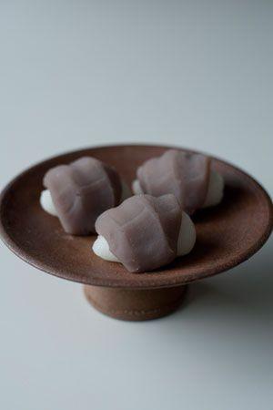 Japanese Sweets, 月見団子 _鈴懸 Suzukake_Hakata
