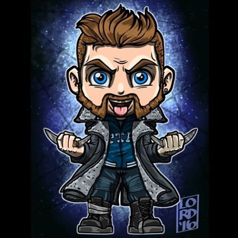 #CaptainBoomerang One more day!!! I know some of you have been waiting for this one... See the rest of the team soon!! @jaicourtney @suicidesquadmovie #lordmesaart #clipstudiopaintpro