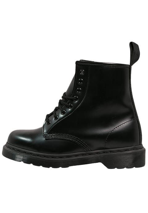 Dr. Martens 1460 - Lace-up boots - mono black for £139.99 (04/03/17) with free delivery at Zalando