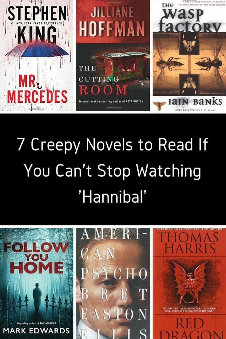 Novels If You Like Hannibal