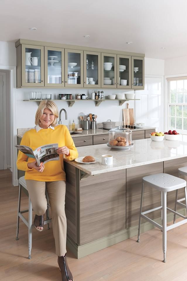 484 best martha 39 s brightest ideas images on pinterest for Win a kitchen remodel