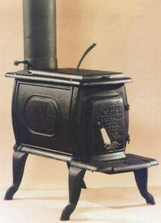66 best Old wood burning stoves images on Pinterest   Wood burning ...