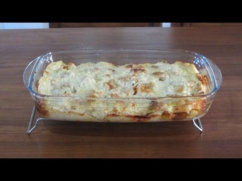 molto bene benedetta parodi lasagne zucca e salsiccia - YouTube