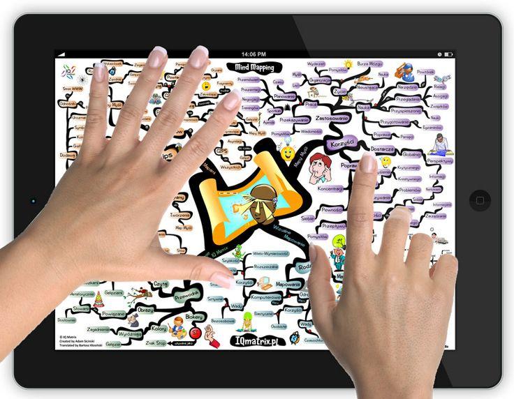 Jak się uczyć efektywnie z mapami myśli http://iqmatrix.pl/mapy-mysli-efektywna-nauka/
