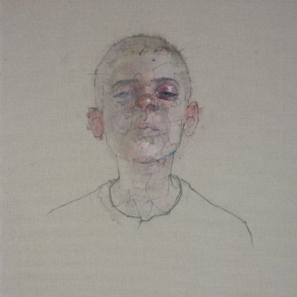 Nathan Ford Reuben 10.16, Oil on canvas 28 x 20 cm
