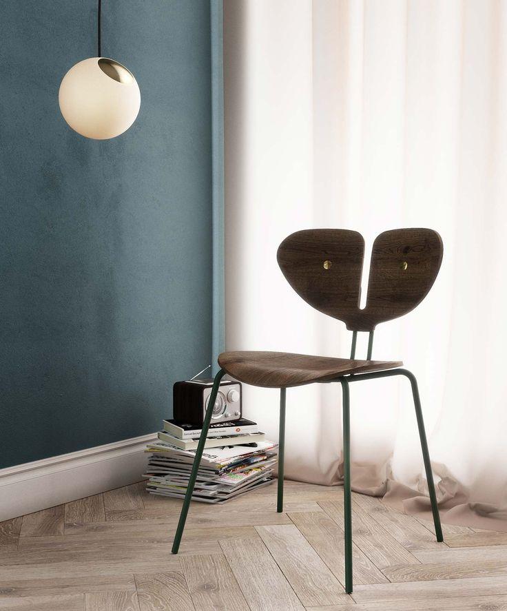 Nordic Tales Moth stoel