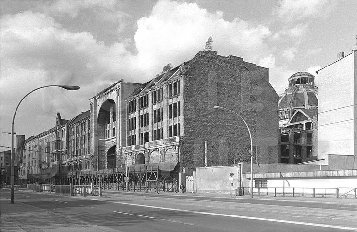 Friedrichstrasse 1982