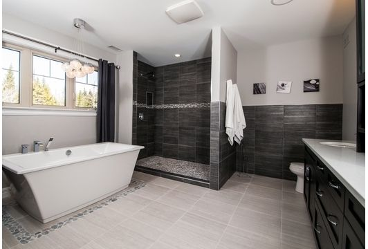 Beautiful Bathroom With Soaking Tub Bathroom Ideas Interiors Inside Ideas Interiors design about Everything [magnanprojects.com]