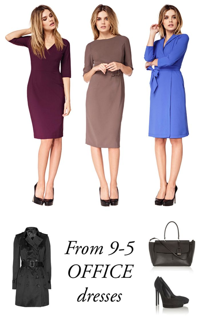 9 to 5 office dresses