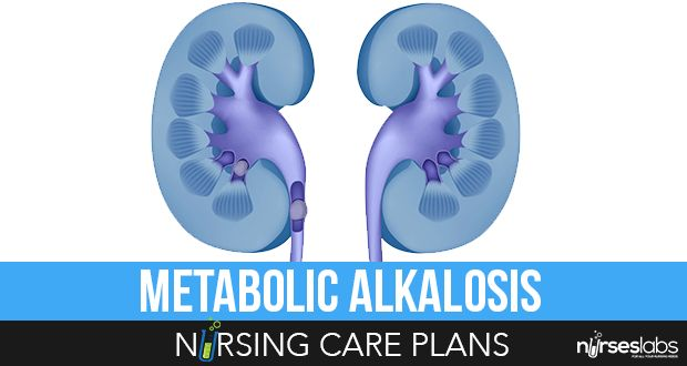 Metabolic Alkalosis Med Surg Nursing Care Plan - Nurseslabs