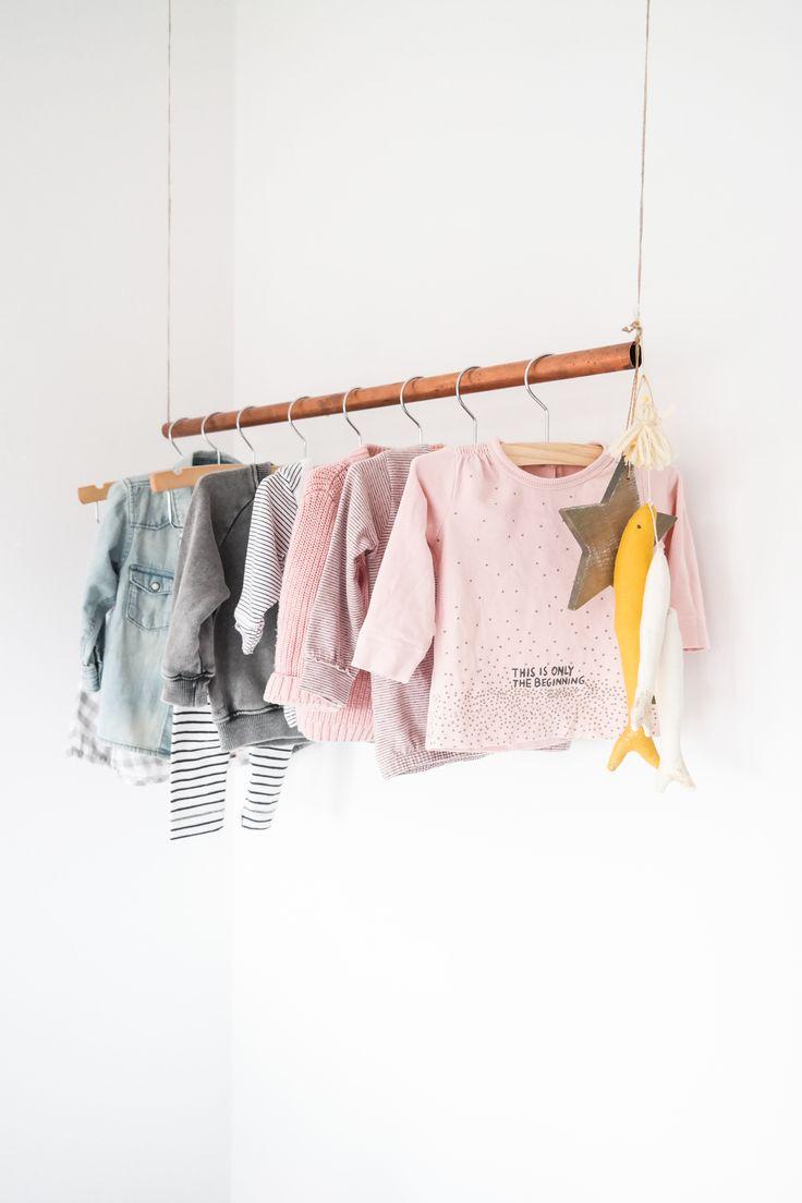 Babykamer ontwerp Interieurontwerp & lichtadvies appartement amsterdam noord door Studio Nest