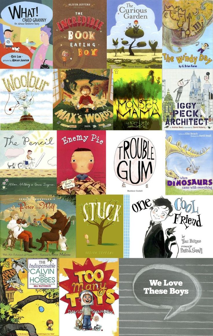 Great Picture Books Part 2