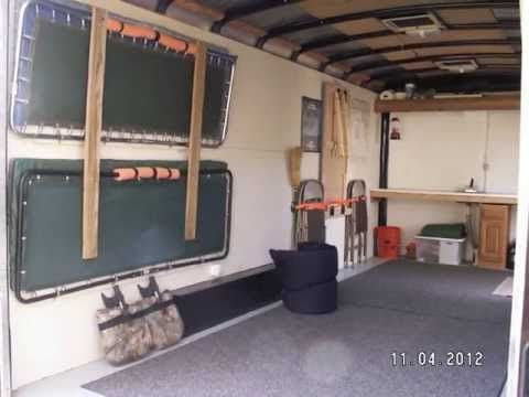 106 best enclosed cargo trailer conversions images on pinterest