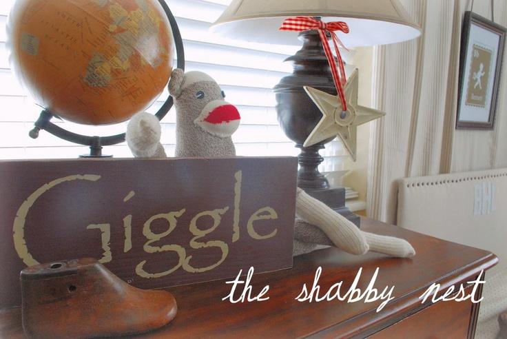 Design Dazzle: Sock Monkey Ideas: ~❥