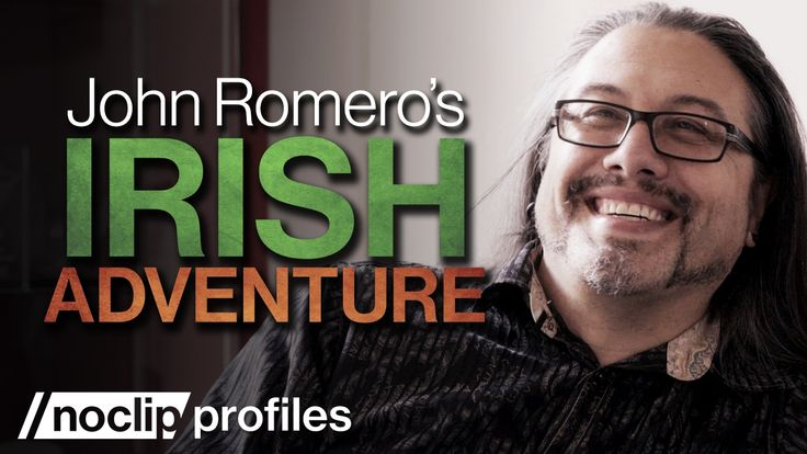 John Romero's Irish Adventure - Noclip Profiles - YouTube | In our first episode of Noclip Profiles we travel to Ireland to talk to John Romero about his incredible career making some of the most influential first person shooters of all time. We learn about his young passion for programming, the reasons he left id Software and what he hopes to achieve with his new life in Galway. #Gaming #VideoGames #VideoGame  #PCGames #PCGame #GameDev #GameDevelopment #IndieDev #DOOM #IdSoftware…