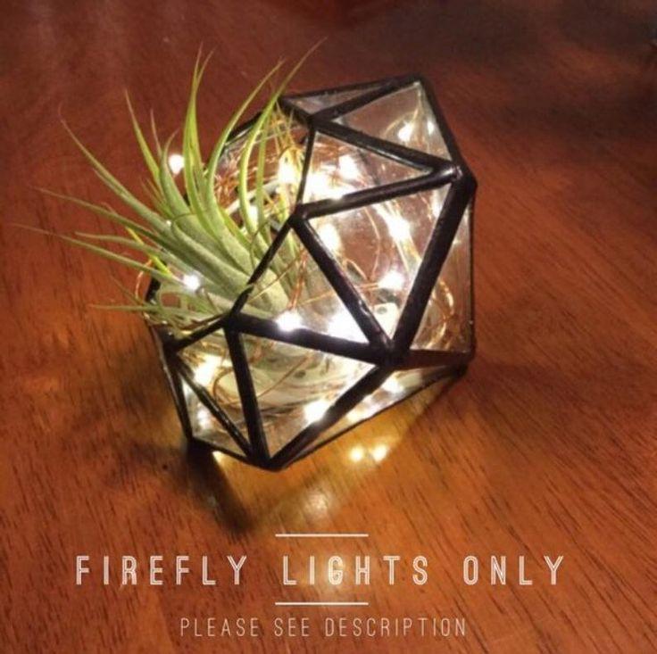 Firefly lights diy shadow box paper art cricut supplies